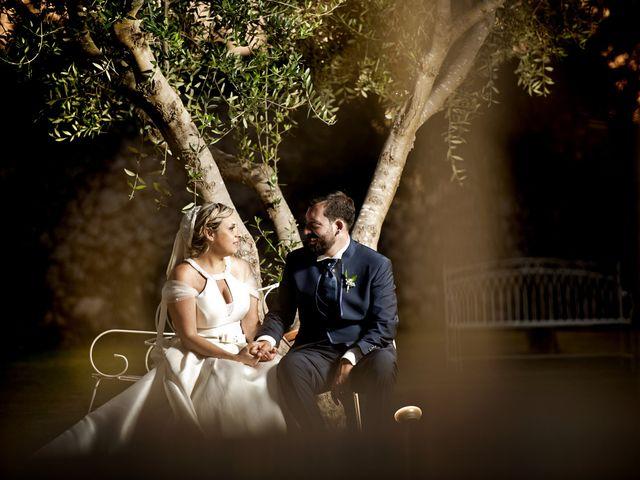 Il matrimonio di Lorenzo e Tiziana a Carpignano Salentino, Lecce 39