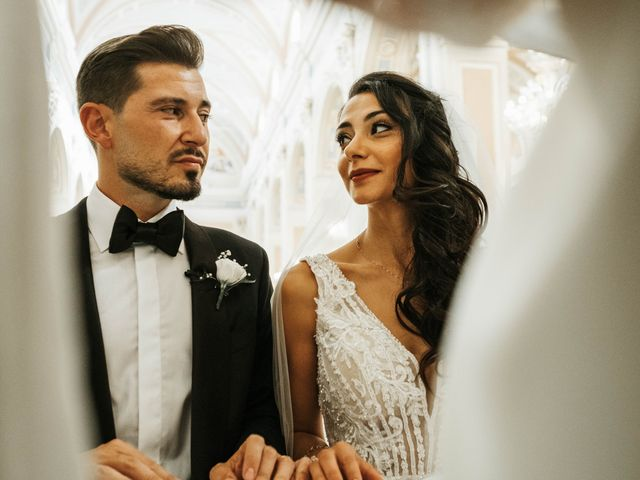 Il matrimonio di Valeria e Antonio a Catania, Catania 33