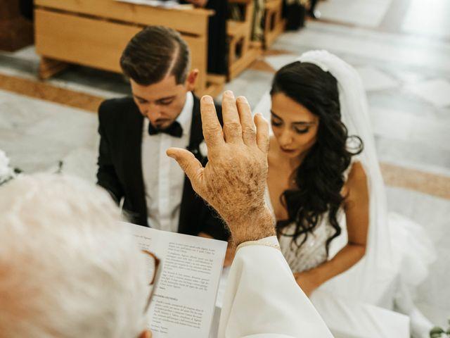 Il matrimonio di Valeria e Antonio a Catania, Catania 36