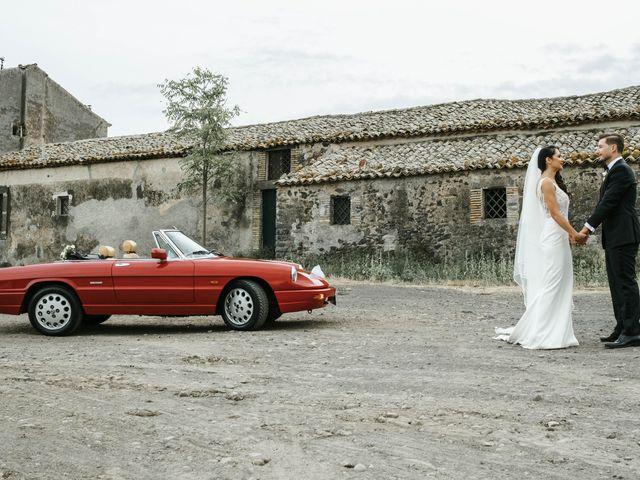 Il matrimonio di Valeria e Antonio a Catania, Catania 42