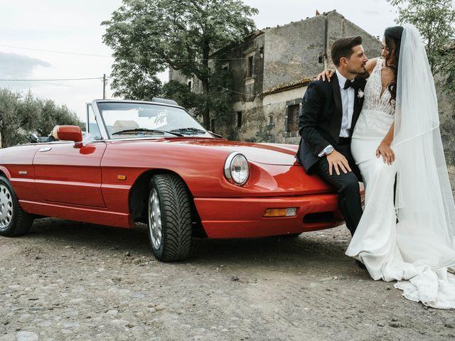 Il matrimonio di Valeria e Antonio a Catania, Catania 44