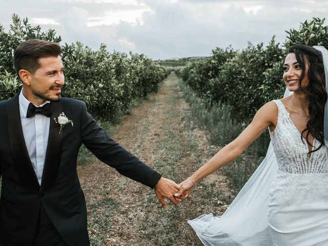 Il matrimonio di Valeria e Antonio a Catania, Catania 46