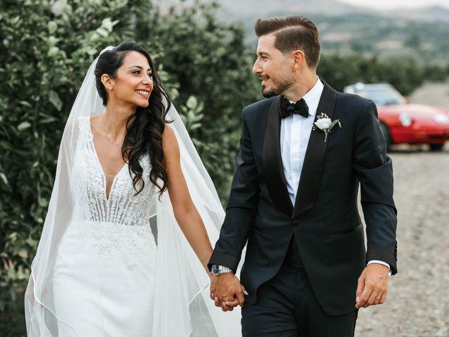 Le nozze di Antonio e Valeria