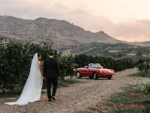 Il matrimonio di Valeria e Antonio a Catania, Catania 49