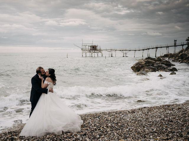 Le nozze di Imma e Fabrizio
