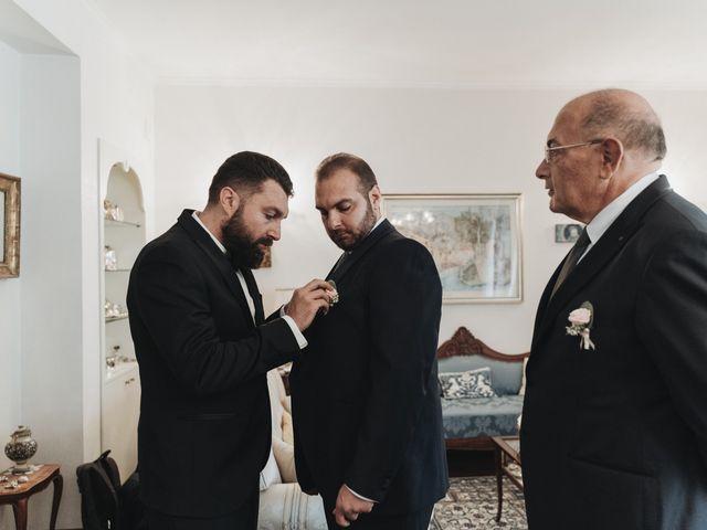 Il matrimonio di Fabrizio e Imma a Fossacesia, Chieti 7