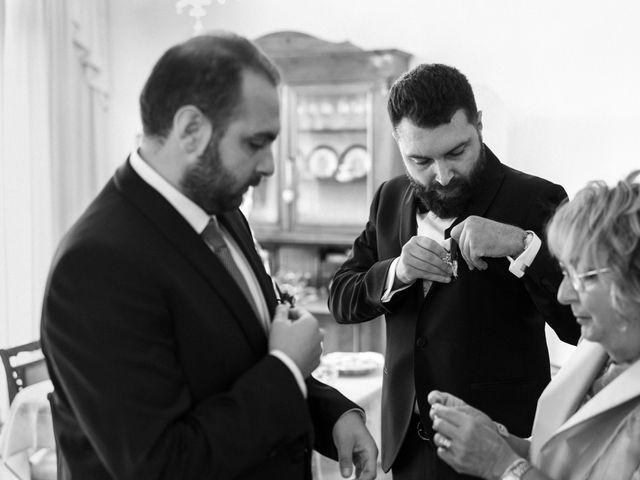 Il matrimonio di Fabrizio e Imma a Fossacesia, Chieti 9