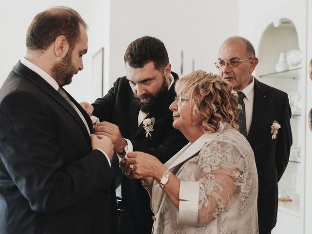 Il matrimonio di Fabrizio e Imma a Fossacesia, Chieti 11