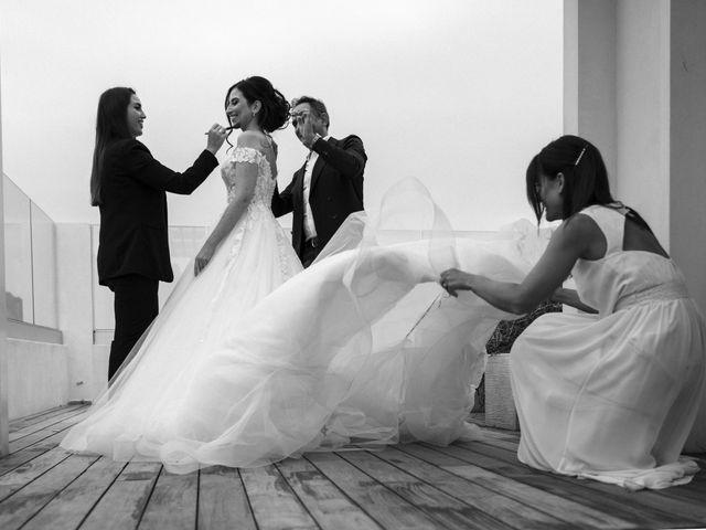 Il matrimonio di Fabrizio e Imma a Fossacesia, Chieti 15