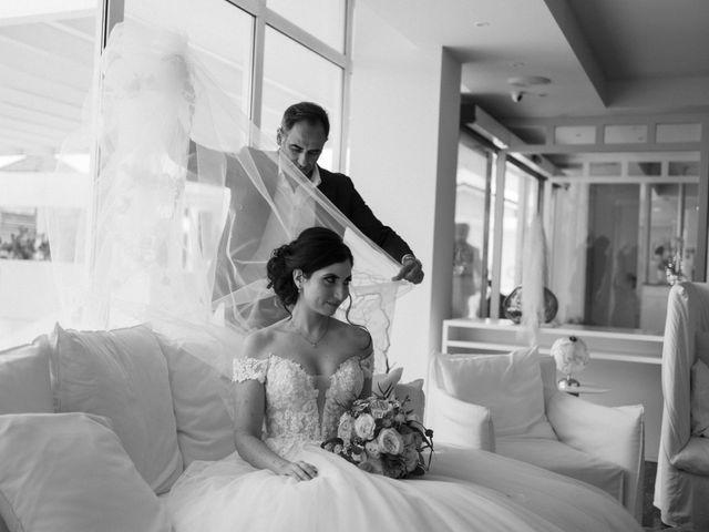 Il matrimonio di Fabrizio e Imma a Fossacesia, Chieti 19