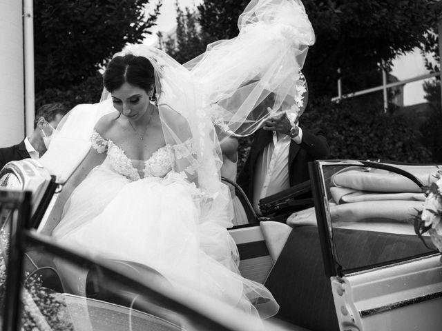 Il matrimonio di Fabrizio e Imma a Fossacesia, Chieti 20