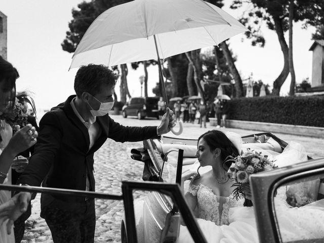 Il matrimonio di Fabrizio e Imma a Fossacesia, Chieti 23