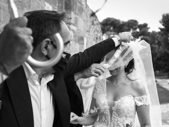Il matrimonio di Fabrizio e Imma a Fossacesia, Chieti 26