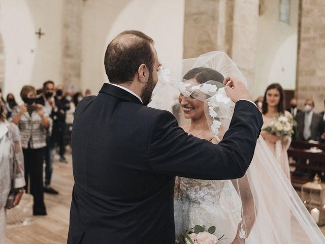 Il matrimonio di Fabrizio e Imma a Fossacesia, Chieti 28