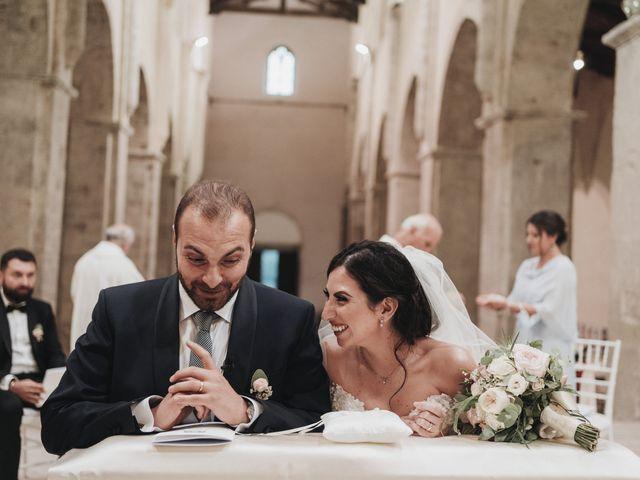 Il matrimonio di Fabrizio e Imma a Fossacesia, Chieti 31