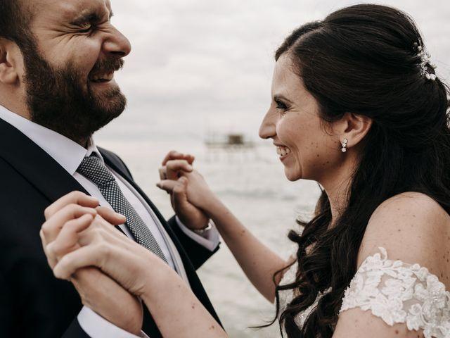 Il matrimonio di Fabrizio e Imma a Fossacesia, Chieti 40