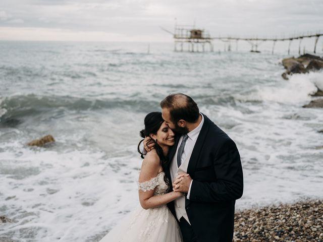 Il matrimonio di Fabrizio e Imma a Fossacesia, Chieti 41