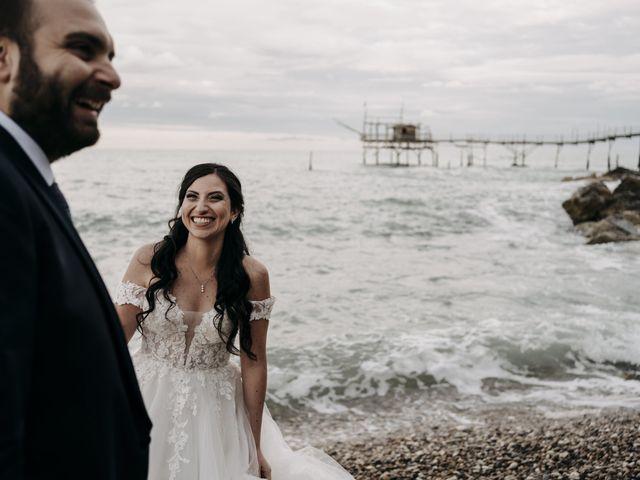 Il matrimonio di Fabrizio e Imma a Fossacesia, Chieti 42