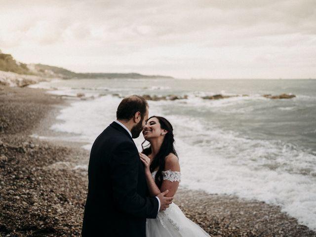 Il matrimonio di Fabrizio e Imma a Fossacesia, Chieti 44
