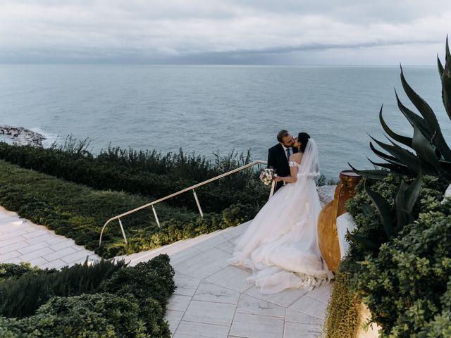 Il matrimonio di Fabrizio e Imma a Fossacesia, Chieti 46
