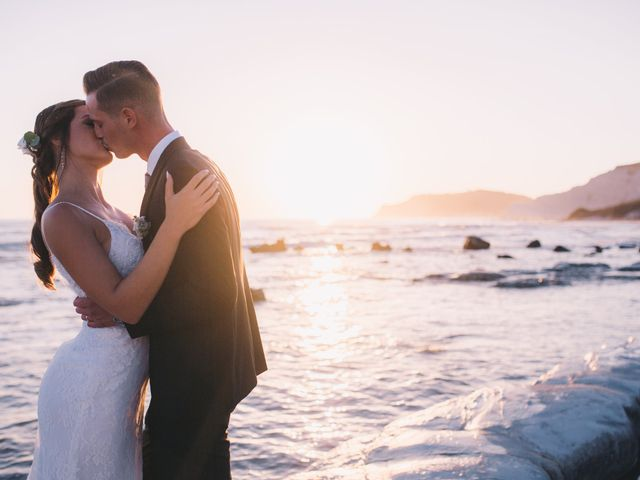 Il matrimonio di Lillo e Elisa a Palma di Montechiaro, Agrigento 6
