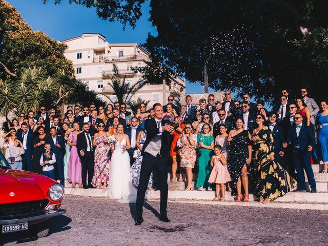Il matrimonio di Lillo e Elisa a Palma di Montechiaro, Agrigento 10