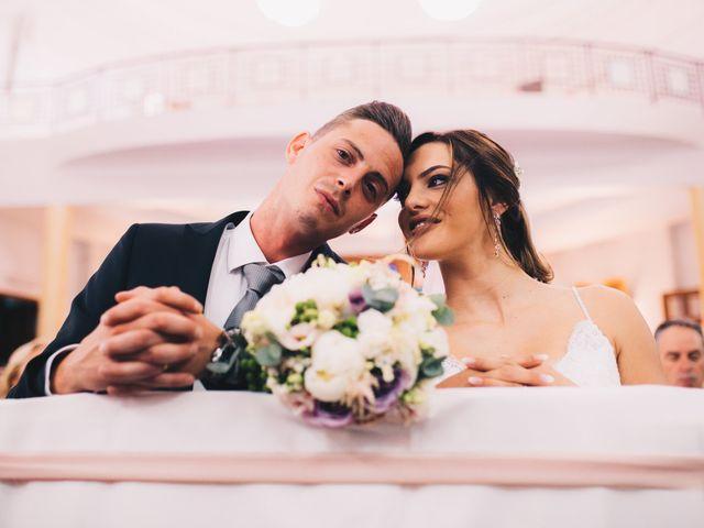 Il matrimonio di Lillo e Elisa a Palma di Montechiaro, Agrigento 58