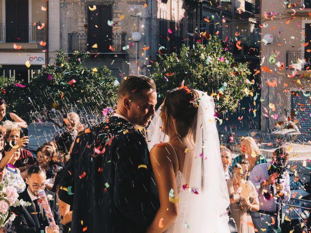 Il matrimonio di Lillo e Elisa a Palma di Montechiaro, Agrigento 60