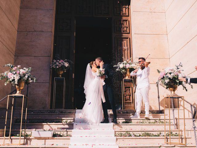 Il matrimonio di Lillo e Elisa a Palma di Montechiaro, Agrigento 61