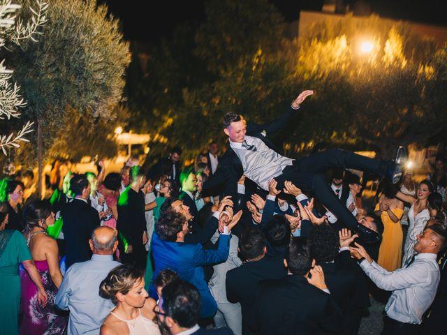 Il matrimonio di Lillo e Elisa a Palma di Montechiaro, Agrigento 73