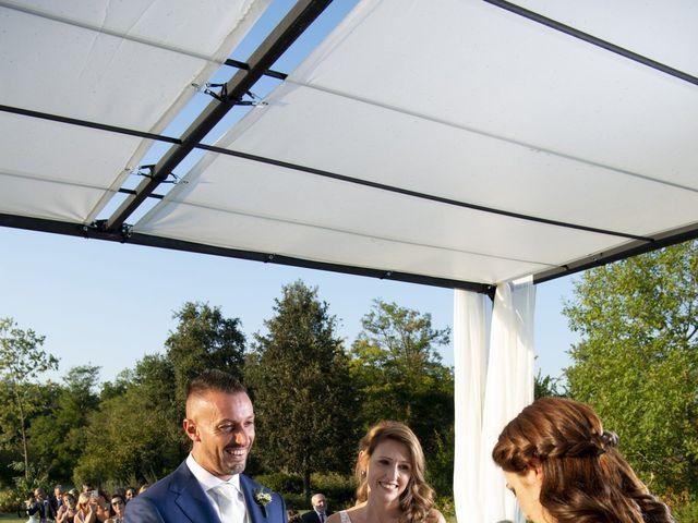Il matrimonio di Oscar e Martina a Garlasco, Pavia 36