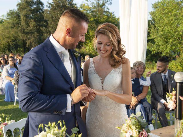 Il matrimonio di Oscar e Martina a Garlasco, Pavia 37