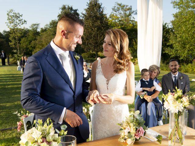 Il matrimonio di Oscar e Martina a Garlasco, Pavia 38