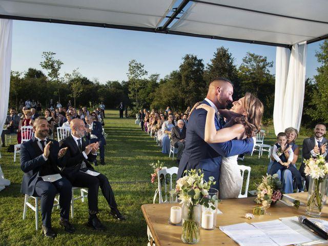 Il matrimonio di Oscar e Martina a Garlasco, Pavia 42