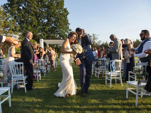 Il matrimonio di Oscar e Martina a Garlasco, Pavia 45