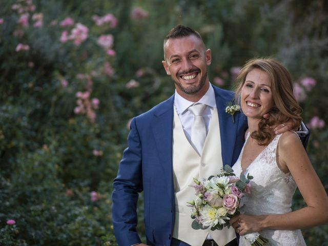 Le nozze di Martina e Oscar