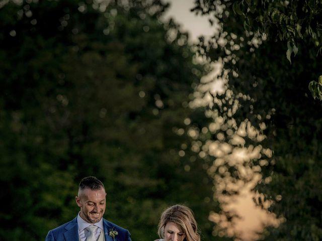 Il matrimonio di Oscar e Martina a Garlasco, Pavia 64
