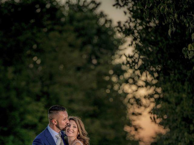 Il matrimonio di Oscar e Martina a Garlasco, Pavia 65