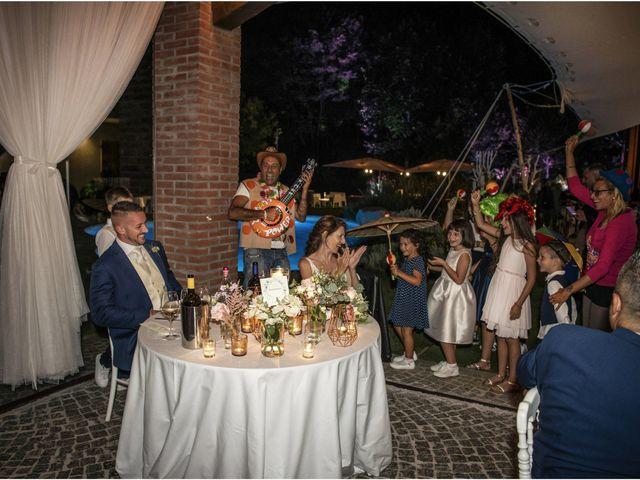Il matrimonio di Oscar e Martina a Garlasco, Pavia 66