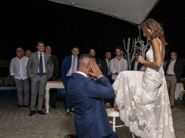 Il matrimonio di Oscar e Martina a Garlasco, Pavia 71