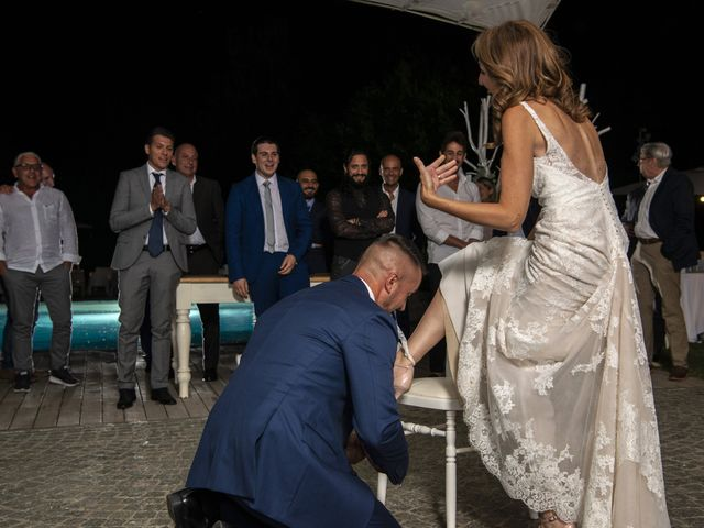 Il matrimonio di Oscar e Martina a Garlasco, Pavia 72