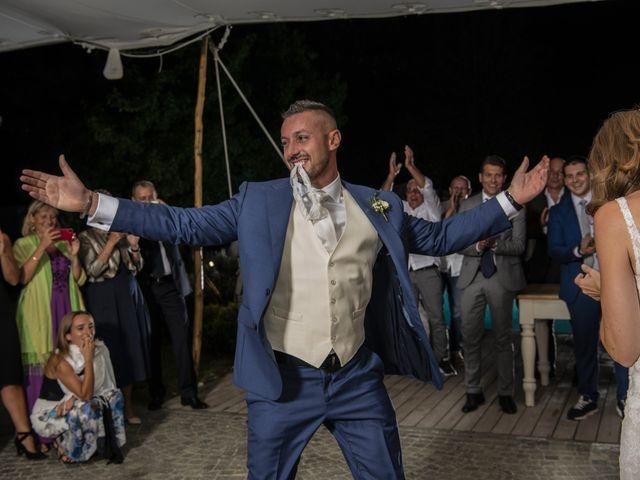 Il matrimonio di Oscar e Martina a Garlasco, Pavia 73