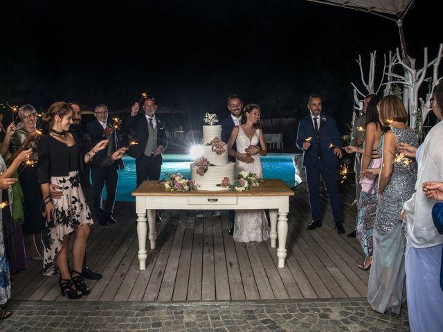 Il matrimonio di Oscar e Martina a Garlasco, Pavia 77