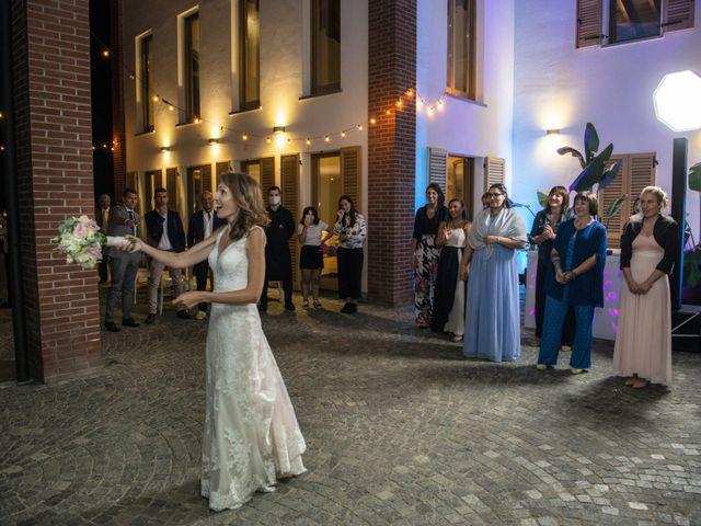 Il matrimonio di Oscar e Martina a Garlasco, Pavia 81