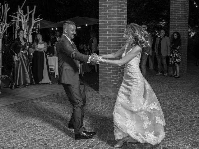 Il matrimonio di Oscar e Martina a Garlasco, Pavia 85