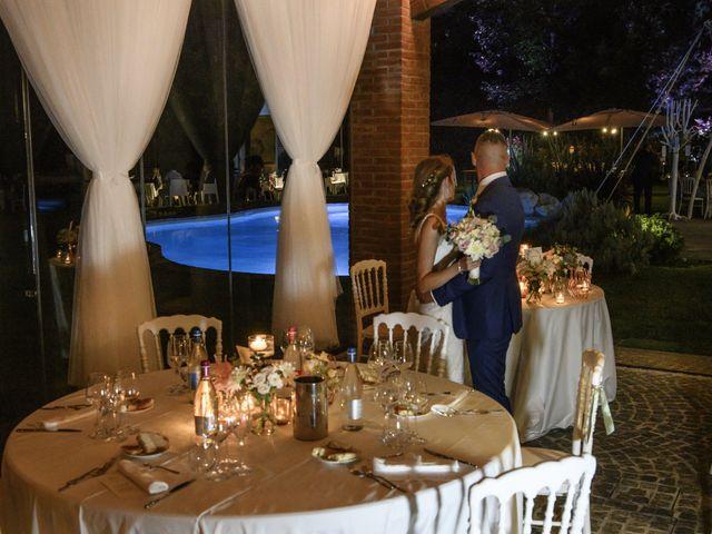 Il matrimonio di Oscar e Martina a Garlasco, Pavia 67