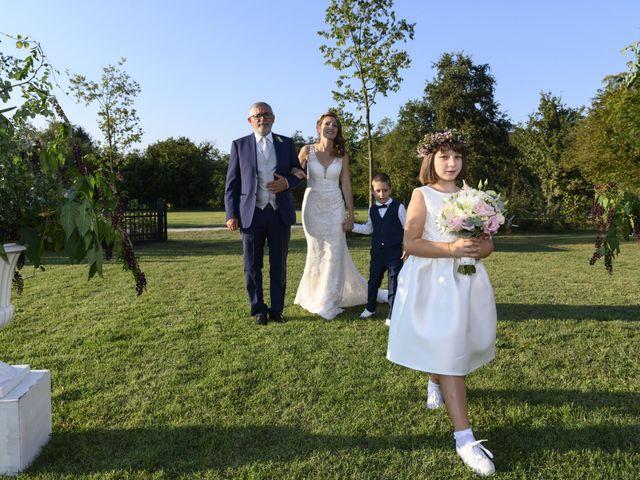 Il matrimonio di Oscar e Martina a Garlasco, Pavia 32