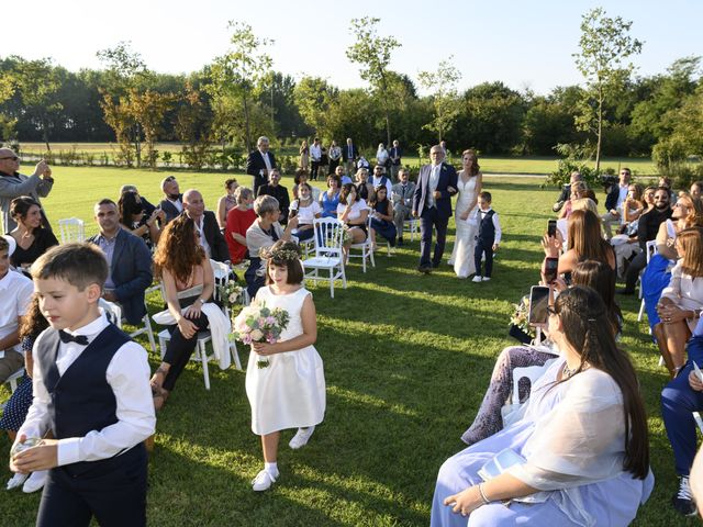 Il matrimonio di Oscar e Martina a Garlasco, Pavia 33