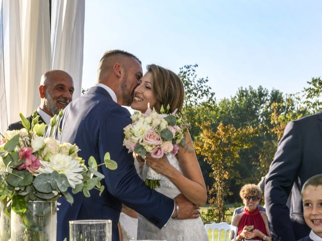 Il matrimonio di Oscar e Martina a Garlasco, Pavia 34