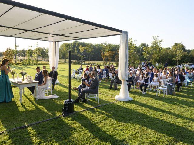 Il matrimonio di Oscar e Martina a Garlasco, Pavia 35